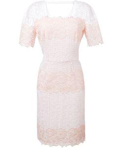Blumarine | Гипюровое Платье