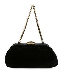 Chanel Vintage | Мягкий Бархатный Клатч