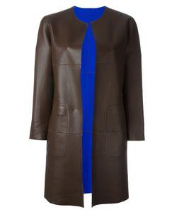 Blancha | Двухсторонее Пальто