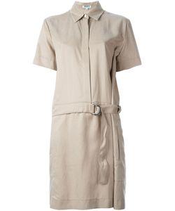 Kenzo | Платье-Рубашка С Поясом