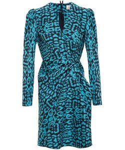 Lanvin | Платье С Леопардовым Принтом