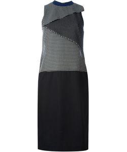 Carven | Платье Без Рукавов В Клетку