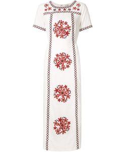 Suno | Платье-Туника С Вышивкой