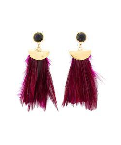 LIZZIE FORTUNATO JEWELS | Parrot Earrings