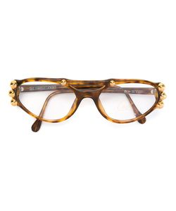 CHRISTIAN LACROIX VINTAGE | Stud Detail Optical Glasses