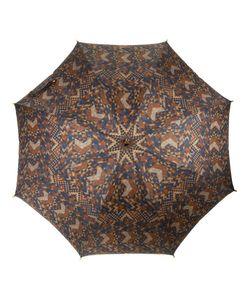 MISSONI VINTAGE | Зонт С Геометрическим Принтом