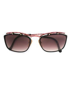 CHRISTIAN LACROIX VINTAGE | Square Frame Sunglasses
