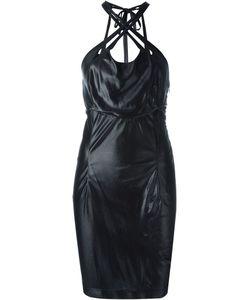 KRIZIA VINTAGE | Эластичное Платье С Перекрещивающимися Лямками