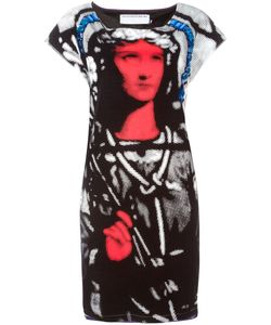 JC DE CASTELBAJAC VINTAGE | Платье С Графическим Принтом