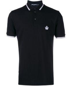 Dolce & Gabbana | Crown Polo Shirt
