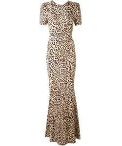 Givenchy | Вечернее Платье С Леопардовым Принтом