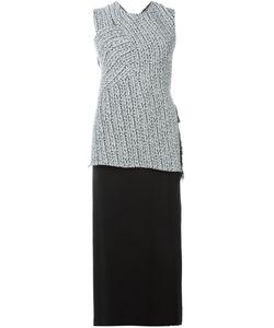 3.1 Phillip Lim | Платье Асимметричного Кроя