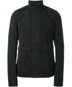 Rick Owens | Куртка С Воротником-Воронкой