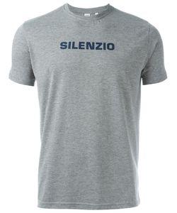 Aspesi | Футболка С Принтом Silenzio