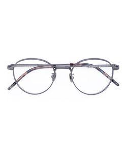 Bottega Veneta Eyewear | Thin Round Frame Glasses