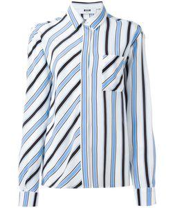MSGM | Полосатая Рубашка