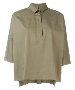 NUMEROOTTO | Рубашка Свободного Кроя