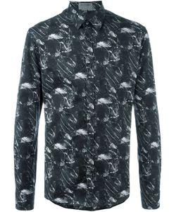 Les Hommes Urban | Рубашка С Принтом