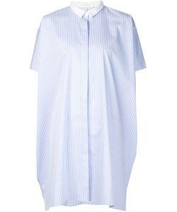 XIAO LI | Длинная Рубашка В Полоску