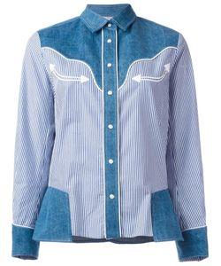 Sacai | Рубашка В Стиле Вестерн