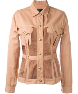 Junior Gaultier | Cut-Out Panels Jacket