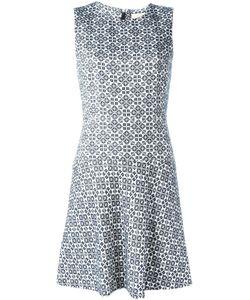 Tory Burch | Расклешенное Жаккардовое Платье