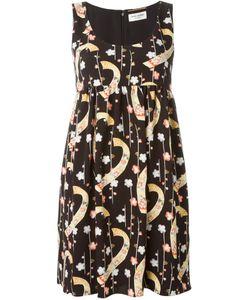 Saint Laurent | Sleeveless Flared Dress
