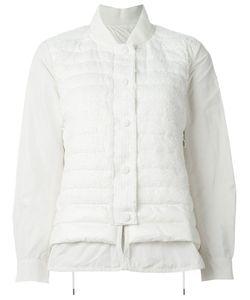 Moncler | Куртка С Дутыми Вставками