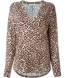 Givenchy | Толстовка С Леопардовым Принтом
