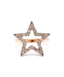 ROSA DE LA CRUZ | Diamond Star Ring
