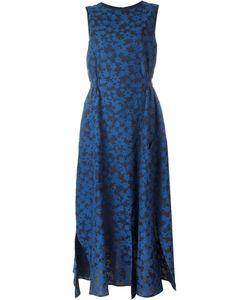 Julien David | Расклешенное Платье С Цветочным Принтом