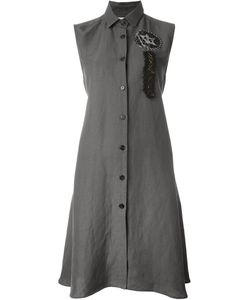 Heikki Salonen | Платье-Рубашка Без Рукавов