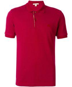 Burberry Brit | Рубашка-Поло С Вышитым Логотипом