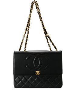 Chanel Vintage | Сумка На Плечо С Тисненым Узором