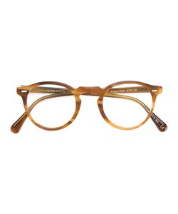 Oliver Peoples | Gregory Peck Glasses Acetate/Metal