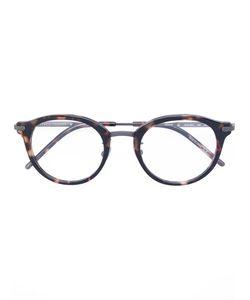 Bottega Veneta Eyewear | Tortoiseshell Round Frame Glasses