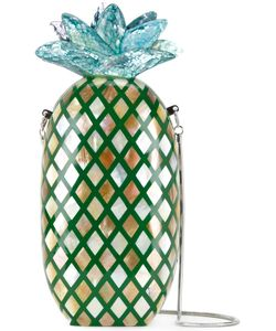 Isla | Pineapple Shape Clutch Acrylic