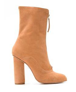 Andrea Bogosian | Suede Boots Size 36