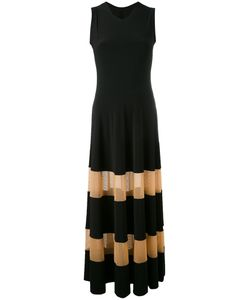 Norma Kamali | Платье С Прозрачными Панелями