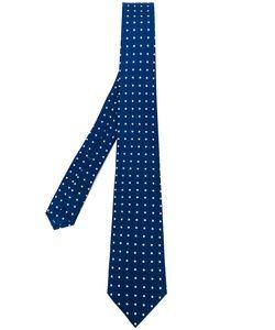 BORRELLI | Star Print Tie