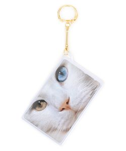 Theatre Products   Cat Keyring Pvc