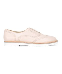 Baldinini | Classic Brogues 39 Calf Leather/Leather/Rubber