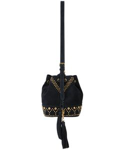 Saint Laurent | Studded Bag Suede