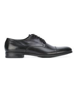 Fabi   Classic Derbies 42.5 Calf Leather/Leather/Rubber