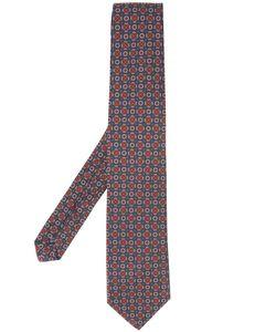 SIMEONE NAPOLI | Geometric Print Tie