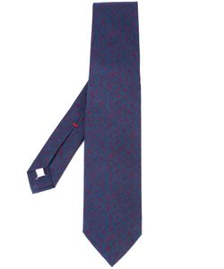 Isaia | Paisley Print Tie Men One