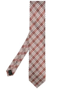 Tom Ford | Check Pattern Tie