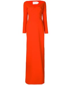Solace | Wide V-Neck Victorie Gown Women