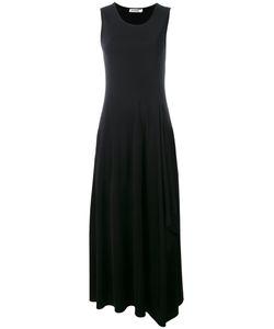 Jil Sander | Sleeveless Flared Skirt Dress Size 38