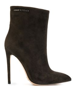 GIANNI RENZI | Pointed Toe Ankle Boots Women